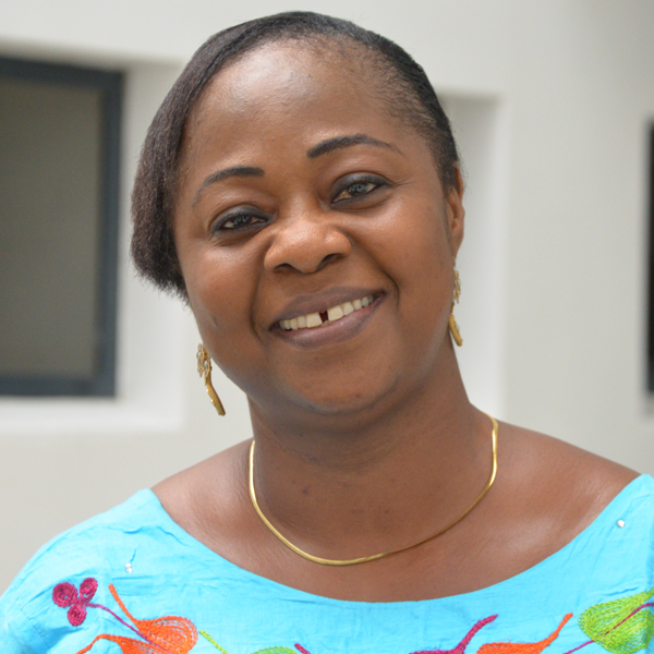 Mme N'DRI Adjoua Véronique